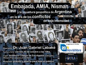 Disertación Dr. Labaké Juan Gabriel